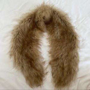 H&M Faux Fur Shawl